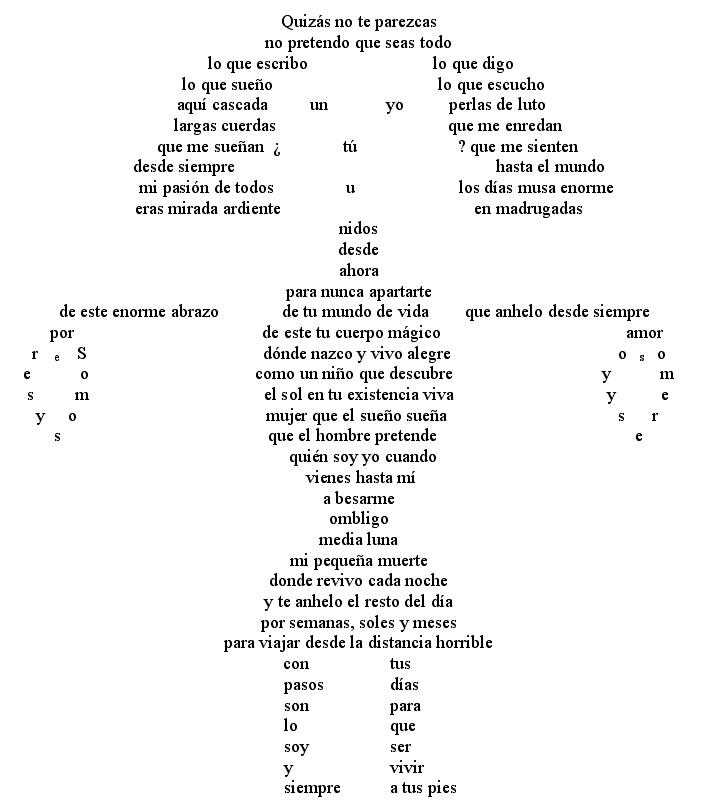 Poemas Acrosticos En Espanol